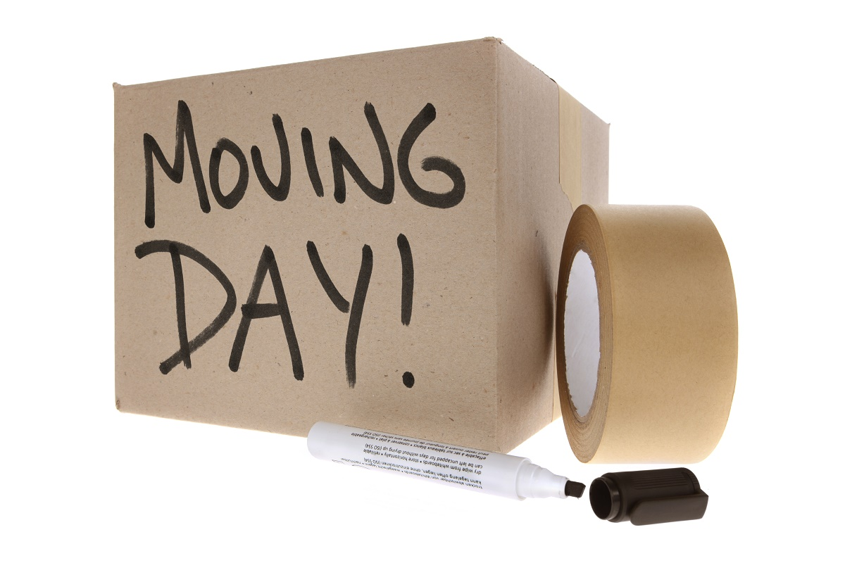 Moving to a new area? Top tips to help ease moving house